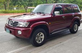 2007 Nissan Patrol matic 4x4 diesel for sale