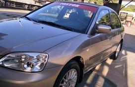 Honda Civic 2001 vti dimension for sale