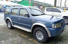 2005 Ford Everest 4x2 (manual transmission)