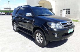 2008 Toyota Fortuner diesel AT FOR SALE