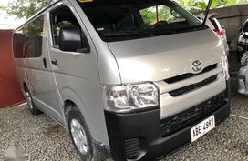 2016 Toyota Hiace Commuter 2.5 Manual for sale