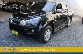 2016 Isuzu D- Max for sale