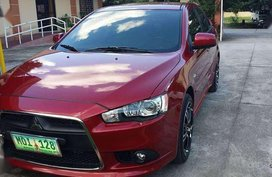 Mitsubishi Lancer Ex GTA Top of The Line Acquired 2012