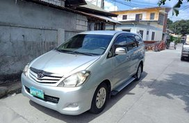 Toyota Innova G 2011 automatic diesel for sale