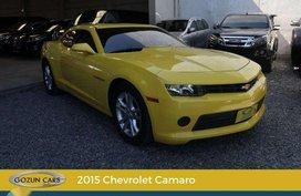 2015 Chevrolet Camaro Automatic P2,598,000