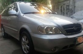 2004 Kia Sedona (Local Cebu Unit) Not Surplus