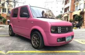 2003 Nissan Cube Z11 Cr14 Automatic Good Engine Condition