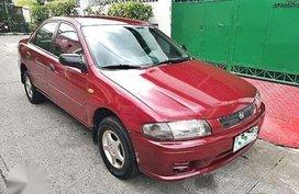 Mazda Familia Sedan 4-door 1999 model for sale