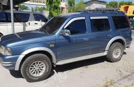 Ford Everest 2004 matic diesel 4x2
