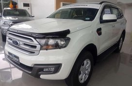 2017 Ford Everest 2.2L Ambiente MT