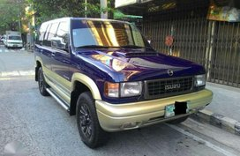 isuzu trooper manual transmission best prices for sale - philippines