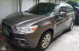 2011 Mitsubishi ASX manual (138T all in)