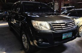 2012 Toyota Hilux 2.5G 4x4 manual FOR SALE