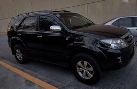 Toyota Fortuner G 2008 for sale