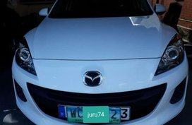 Mazda 3 2013 model automatic FOR SALE