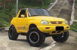 2006 Suzuki X90 4x4 trail ready Cebu plate Auto trans