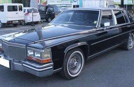 1987 Cadillac Deville FOR SALE