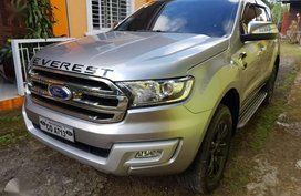 2017 Ford Everest Trend AT 4x2
