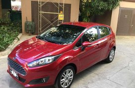 2016 Ford Fiesta 1.5L Low Mileage!!! and Free Dash cam