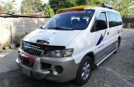 Hyundai Starex SVX RV 2000 model for sale