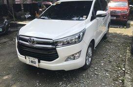 2017 TOYOTA INNOVA 28G MANUAL diesel lowest price