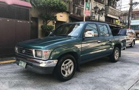 2001 Toyota Hilux SR5 diesel engine Top of the line