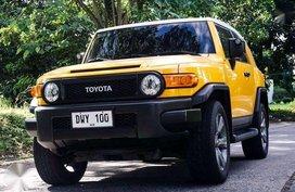 2015 Toyota FJ Cruiser 4x4 for sale