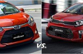 [Car Showdown 101] Toyota Wigo vs Kia Picanto: Who rules hatchback segment in the Philippines?