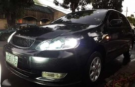 2002 Toyota Altis for sale