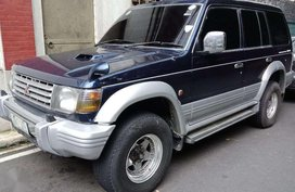 2000 Mitsubishi Pajero manual for sale