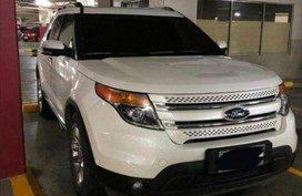 2014 Ford Explorer 3.5V Pearl White FOR SALE