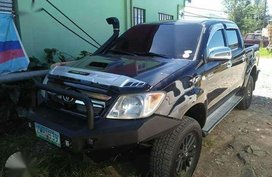 For sale rush ! Toyota Hilux G 2007 Model