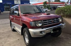 Mitsubishi Pajero Fieldmaster 2002 model for sale