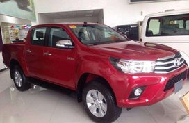 Pay Next Year is Back 48k Dp Toyota Hilux PN2 2018