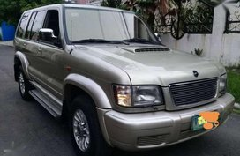 Isuzu Trooper Skyroof 2003 for sale