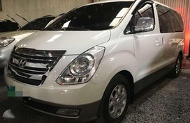 2010 Hyundai Grand Starex VGT diesel manual