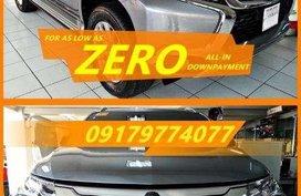 Lowest promo at ZERO DOWN 2018 Mitsubishi Montero Sport Glx Manual