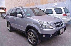 2002 Honda Crv 2.0 MT for sale