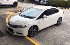 2012 Honda Civic 1.8L Automatic