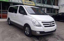 2016 Hyundai Grand Starex GOLD Edition A/T White Diesel