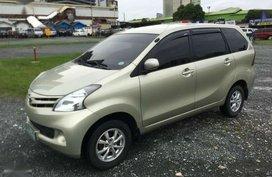 2013 Toyota Avanza 1.3E Automatic for sale