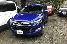 2017 TOYOTA INNOVA 28E automatic diesel lowest price