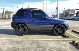 1997 Toyota Rav 4 3 door Rare FOR SALE