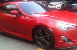 2014 Toyota 86 Aero GT Matic for sale