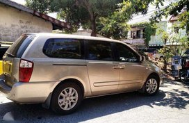 Kia Carnival EX Crdi 2007 FOR SALE Family Vehicle