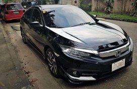 Honda Civic 18 E CVT Modulo 2016