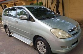Toyota Innova 2007 G Model Gas Top of the Line Variant MT