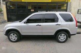 2006 HONDA CRV - automatic transmission