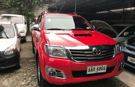 2014 Toyota HILUX G automatic diesel