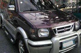 Rush 2000 Mitsubishi Adventure Gls Manual Gas